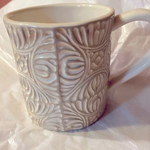 Starbucks 2009 Handpainted Holiday Mug